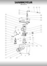 Exploded drawings - MACERATORS-COMPACTS_PUMPS1024_1