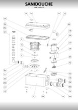 Exploded drawings - MACERATORS-COMPACTS_PUMPS1024_13