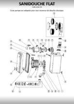 Exploded drawings - MACERATORS-COMPACTS_PUMPS1024_14