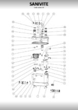 Exploded drawings - MACERATORS-COMPACTS_PUMPS1024_15