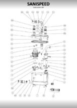 Exploded drawings - MACERATORS-COMPACTS_PUMPS1024_16