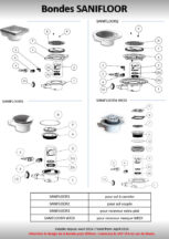 Exploded drawings - MACERATORS-COMPACTS_PUMPS1024_18
