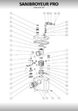 Exploded drawings - MACERATORS-COMPACTS_PUMPS1024_3