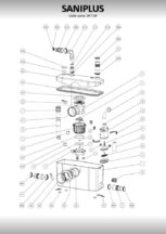 Exploded drawings - MACERATORS-COMPACTS_PUMPS1024_4