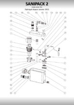 Exploded drawings - MACERATORS-COMPACTS_PUMPS1024_6