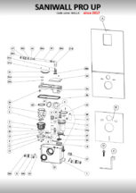 Exploded drawings - MACERATORS-COMPACTS_PUMPS1024_9